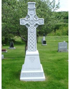 La croix obélisque