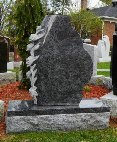 La gerbe sculptée